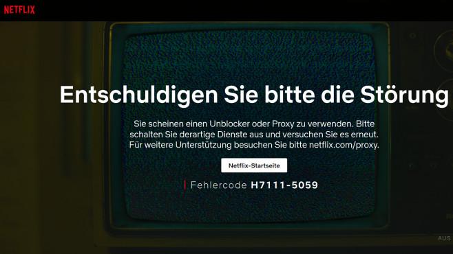 OkayFreedom VPN im Praxis-Test: Gar nicht okay! Die gute Nachricht vorweg: Netflix.com lässt sich streamen. Die deutsche Bibliothek gab hingegen eine Fehlermeldung raus.©COMPUTER BILD