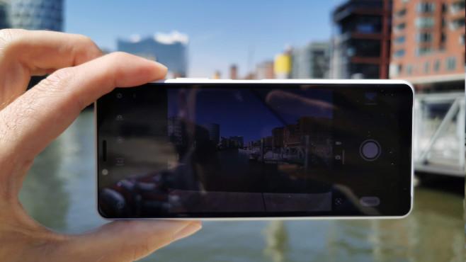 Sony Xperia 10 II©COMPUTER BILD / Michael Huch
