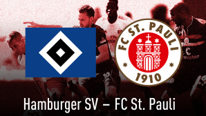 2. Bundesliga: HSV - St. Pauli © Hamburger SV, FC St. Pauli, Martin Rose/gettyimages