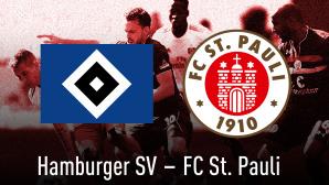 2. Bundesliga: HSV - St. Pauli©Hamburger SV, FC St. Pauli, Martin Rose/gettyimages