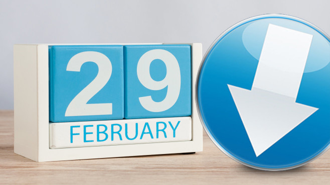 Gratis-Downloads zum 29. Februar 2020©iStock.com/Bychykhin_Olexandr