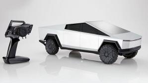 Tesla Cybertruck Spielzeug©Mattel