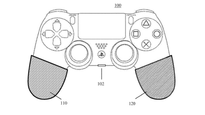 PS5: Controller-Patent©freepatentsonline.com