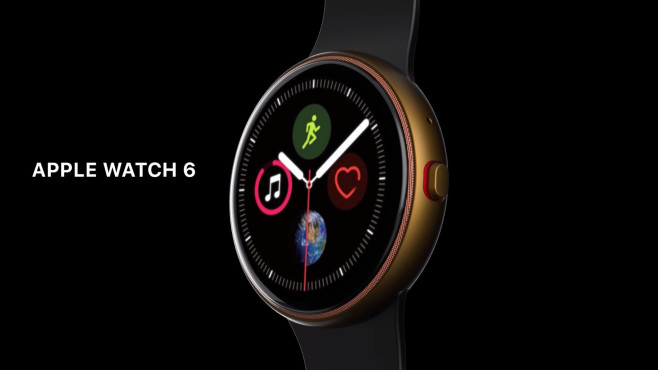 Apple Watch 6 rund©Youtube.de / Phone Industry