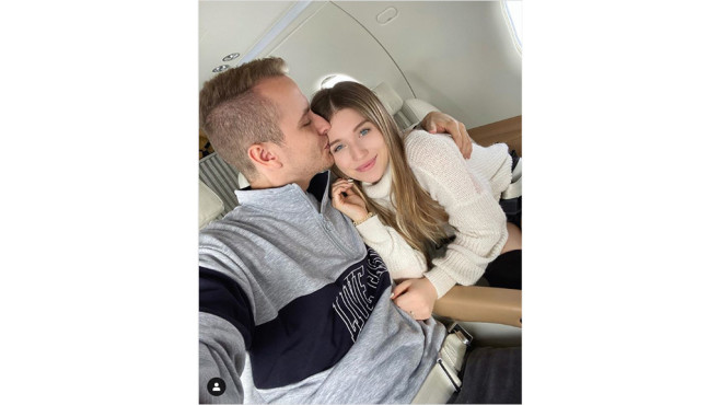 Bibi und Julian © instagram.com/julienco