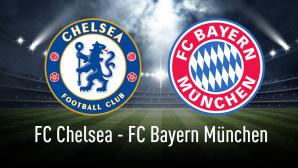 Champions League: Chelsea - FCB©efks-Fotolia.com, FC Chelsea, FC Bayern München