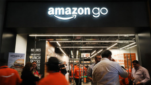 Amazon Go © Spencer Platt/gettyimages