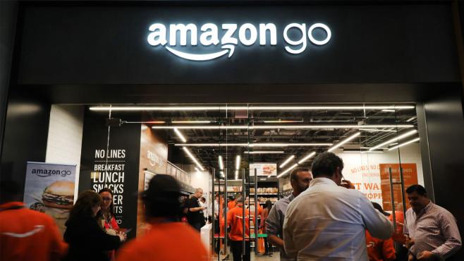 Amazon Go©Spencer Platt/gettyimages