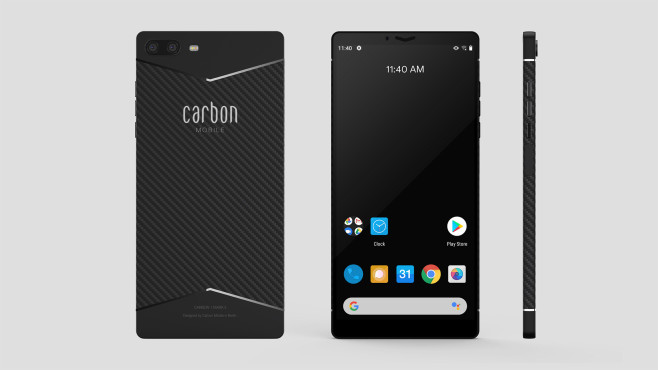 Carbon I MKII©Carbon Mobile