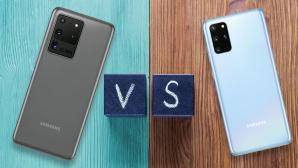 Samsung Galaxy S20 Plus und S20 Ultra©Samsung, iStock.com-Radachynskyi