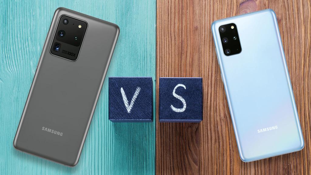 Samsung S20 Plus versus S20 Ultra: Spitzen-Galaxys im Vergleich