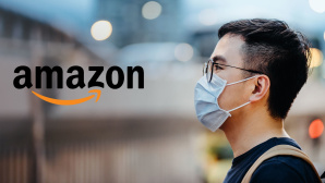 Schutzmasken bei Amazon © d3sign/gettyimages, Amazon