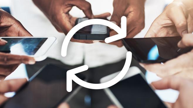 BSI fordert Updates für Smartphones©iStock.com/PeopleImages