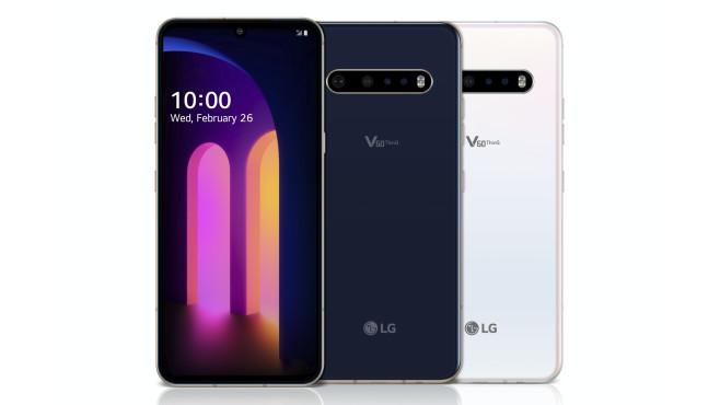 LG V60 ThinQ 5G©LG