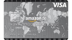 Amazon Visa©Amazon