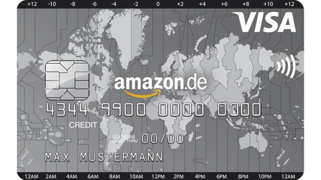 Amazon VISA Karte©Amazon