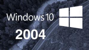 Windows 10 2004©Microsoft, ©istock/guenterguni