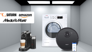 Amazon, Media Markt, Saturn: Die Top-Deals des Tages! © Media Markt, Saturn, Amazon, Ecovacs, De'Longhi, Bosch
