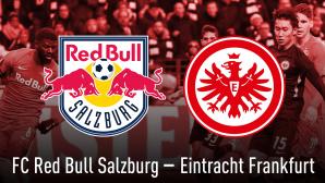 Europa League: Salzburg - Frankfurt©CR: iStock.com/TF-Images, FC Red Bull Salzburg, Eintracht Fankfurt