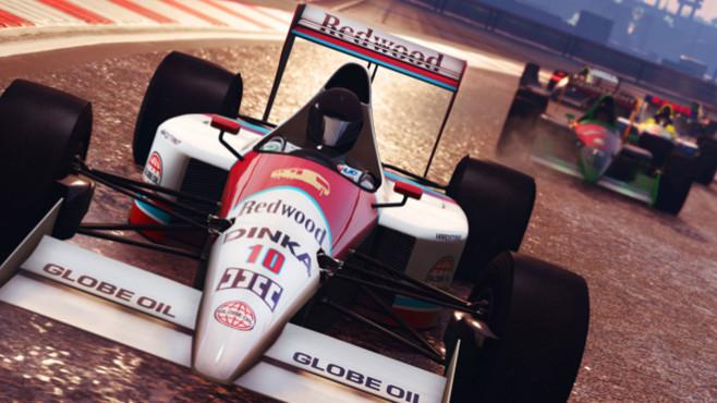 GTA Online: Open Wheel Racing©Rockstar Games