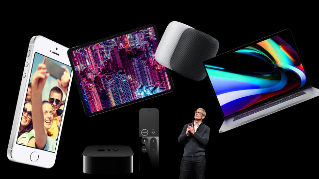 Apple Keynote März 2020©Apple