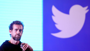 Twitter-CEO Jack Dorsey©Hindustan Times/gettyimages