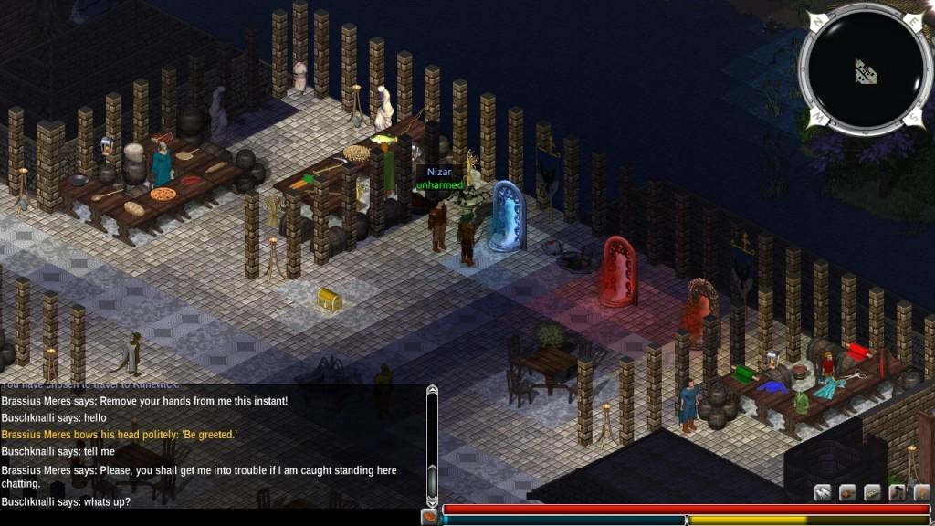 Screenshot 1 - Illarion