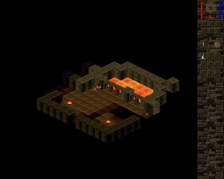 Screenshot 1 - Gates of Destiny