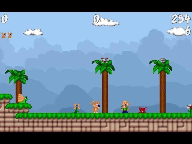 Screenshot 1 - Happyland Adventures