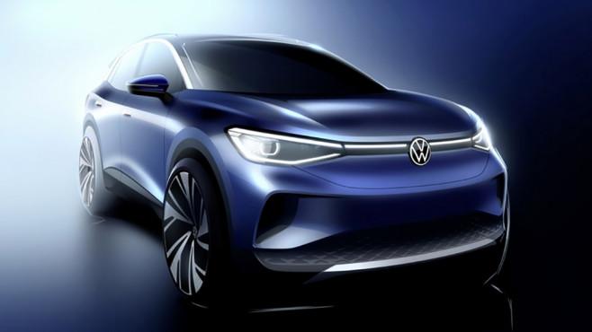 Volkswagen ID 4©Volkswagen
