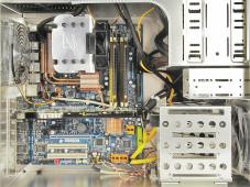 So bauen Sie im Handumdrehen Ihren PC selbst In wenigen Schritten zum eigenen PC.©COMPUTER BILD