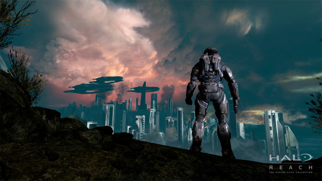 Halo: The Master Chief Collection©Microsoft Xbox
