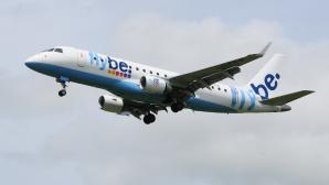 Flybe Flugzeug©iStock.com/Alan_Lagadu