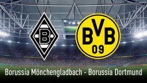 Bundesliga: Gladbach - Dortmund©iStock.com/Masisyan, Borussia Mönchengladbach, Borussia Dortmund