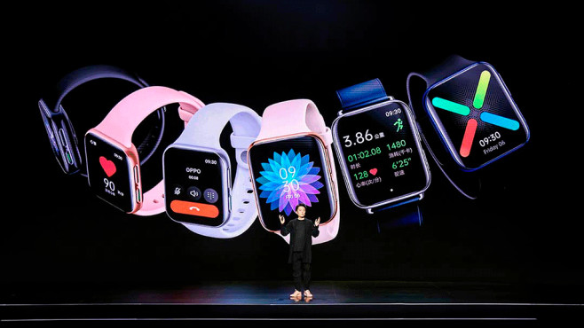 Oppo Watch Series © Oppo