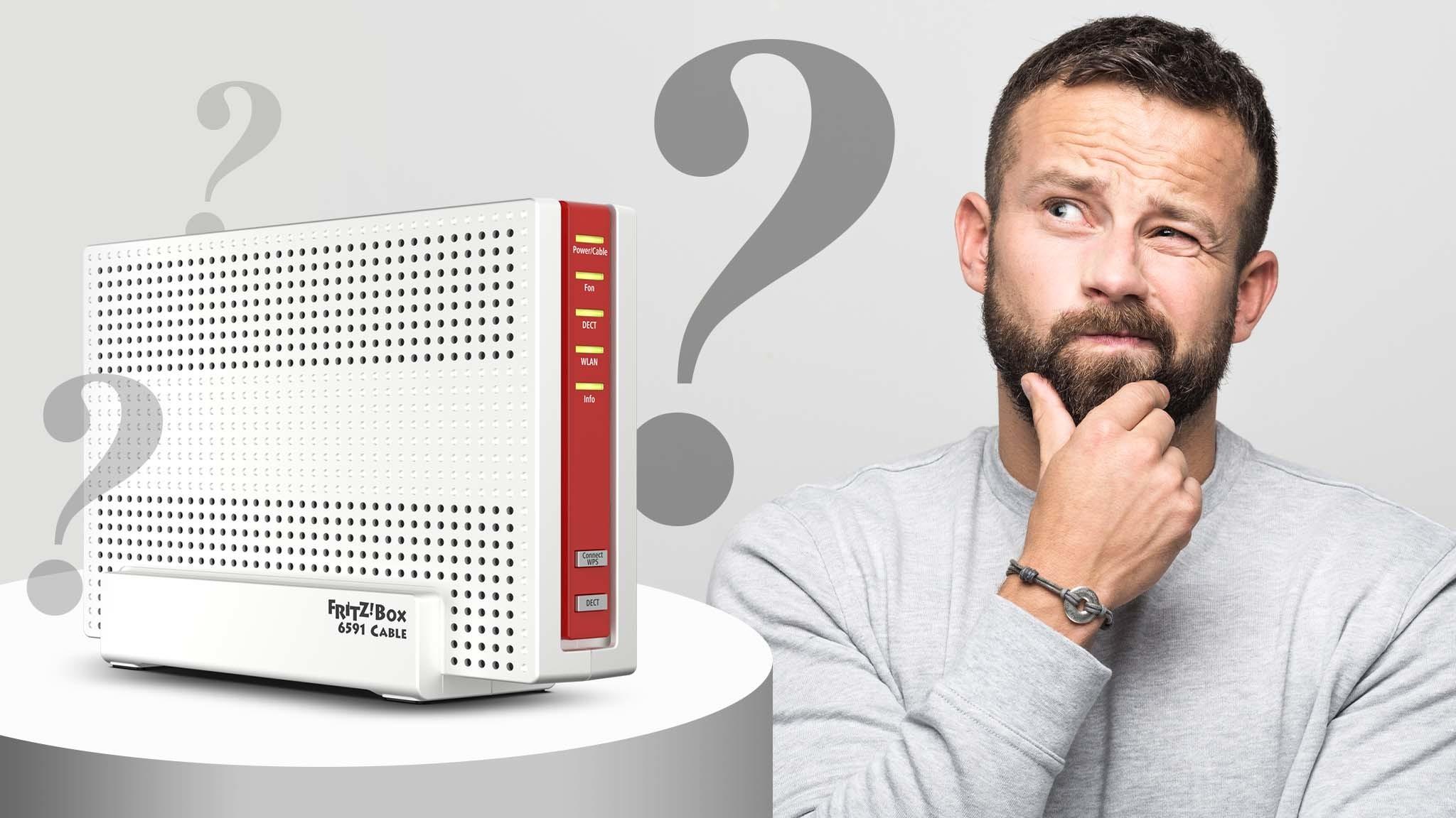 Vodafone kämpft mit FritzBox Problemen nach Tarif Umstellung ...