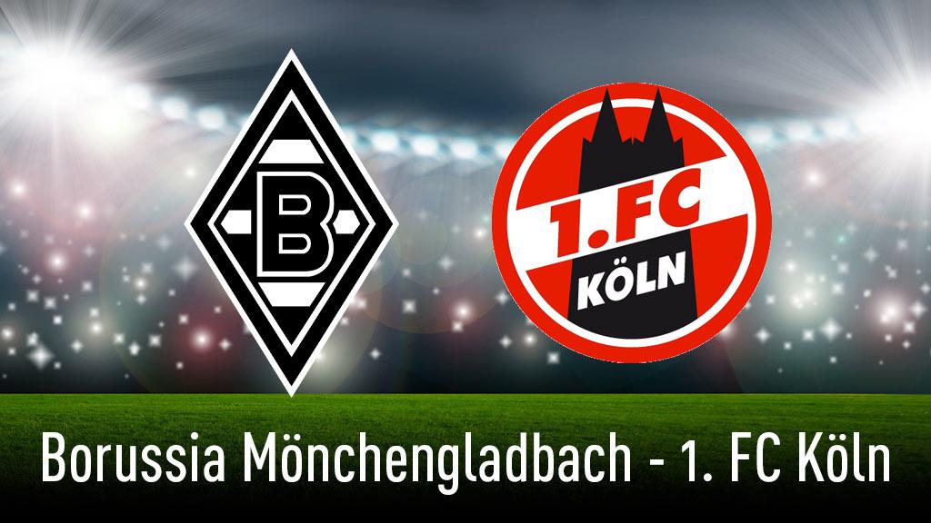 Bundesliga: Gladbach – Köln live sehen - COMPUTER BILD