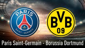 Champions League: Paris - Dortmund©iStock.com/MARHARYTA MARKO, Paris Saint-Germain, Borussia Dortmund