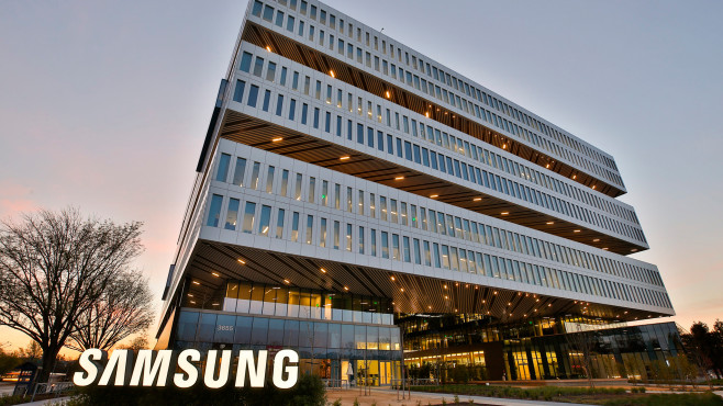 Samsung-Hauptzentrale Nord Amerika in San Jose©Samsung