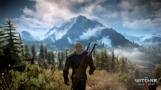 The Witcher 3 – Wild Hunt©CD Project Red