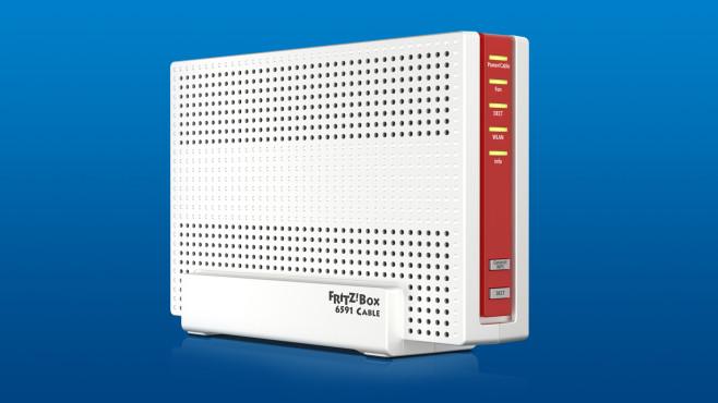AVM FritzBox 6591 Cable©AVM