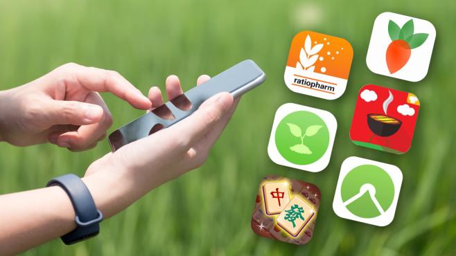 Gratis-Apps im Test: Frühling 2020©iStock.com/Natee Meepian