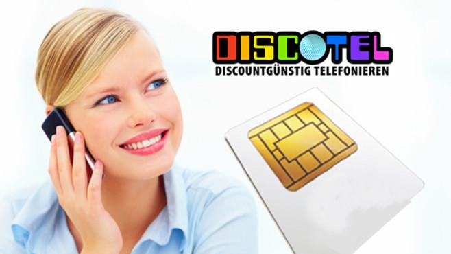 DiscoTEL: Prepaid-Tarif im Überblick©Redaktion Material, DiscoTel