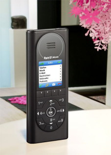 Fritz! Mini: Pfiffiges Multimedia-Telefon für den Hausgebrauch Fritz! Mini
