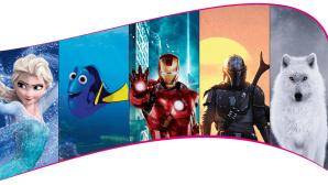 Disney Plus für Telekom-Kunden günstiger©Disney