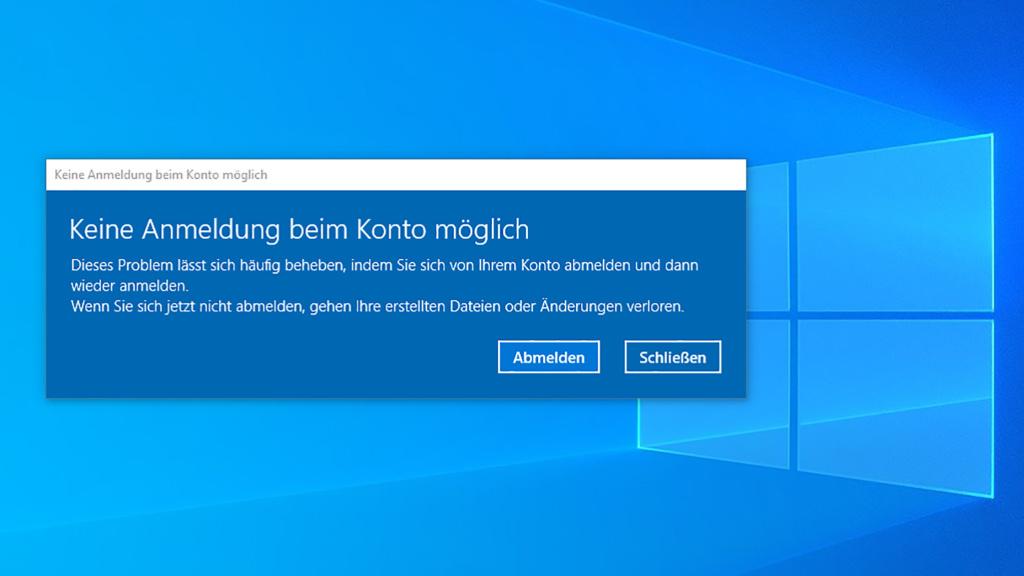 Keine Anmeldung beim Konto möglich: Neues Update lässt Daten verschwinden - COMPUTER BILD