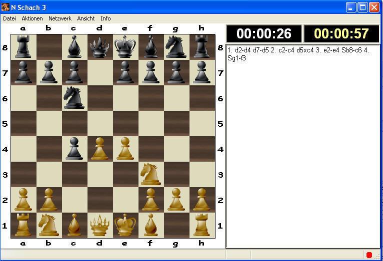 Screenshot 1 - N Schach