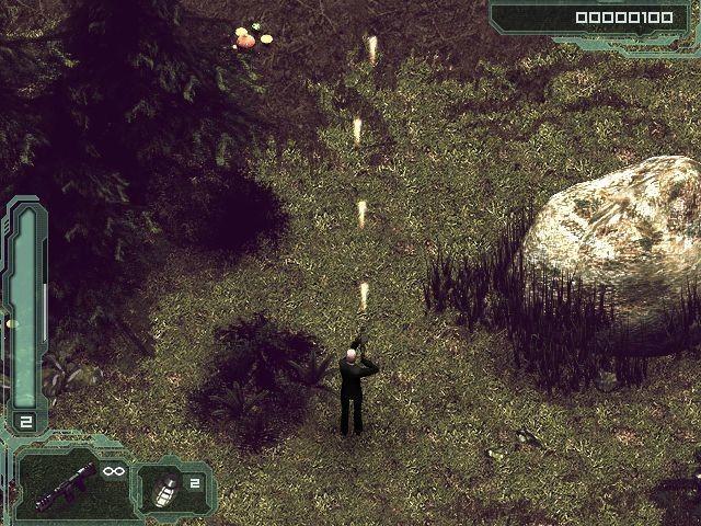 Screenshot 1 - Neocron Arcade: The N.M.E. Project