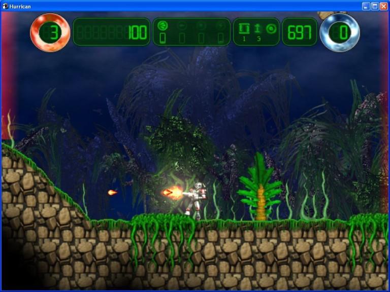 Screenshot 1 - Hurrican
