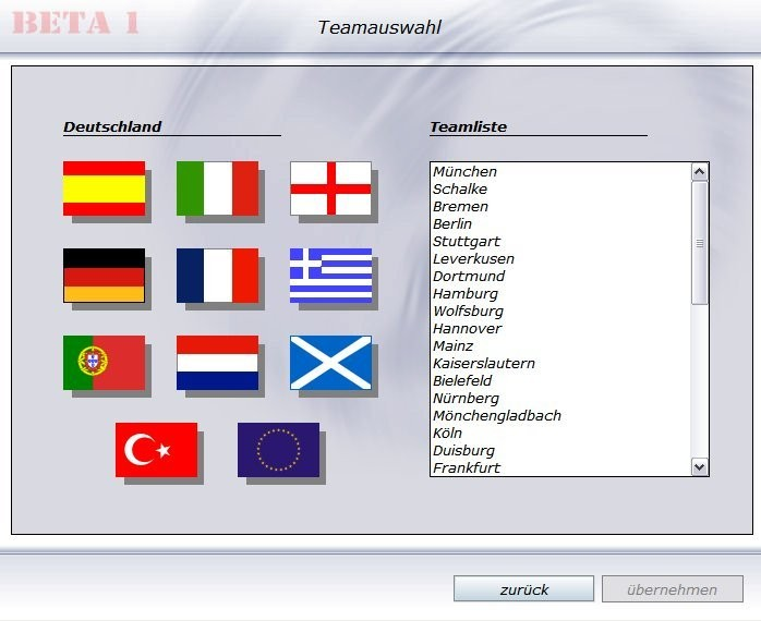 Screenshot 1 - Mic's Profile Soccer 3
